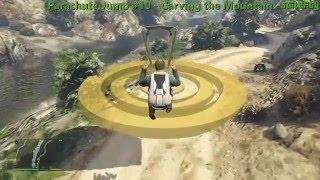 GTA 5 PC - 13 Parachute Jumps Guide [100% Accuracy]