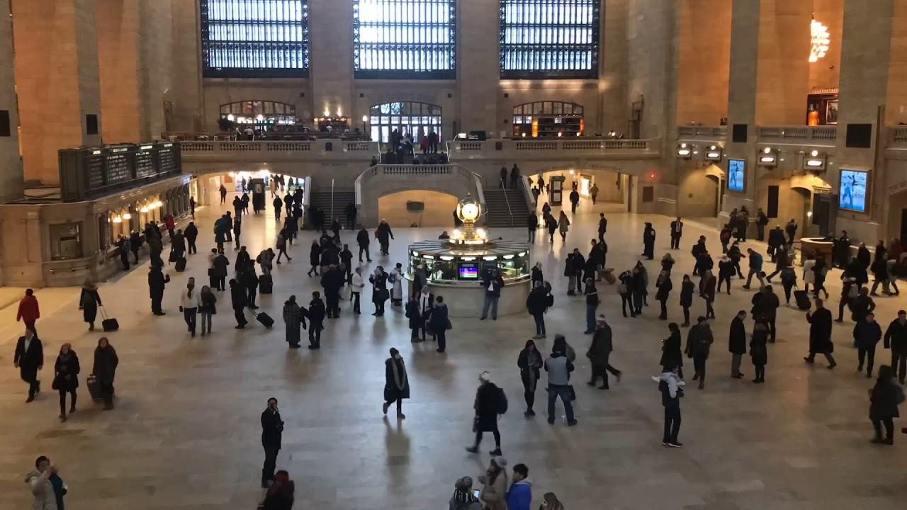 Grand Central Timelapse