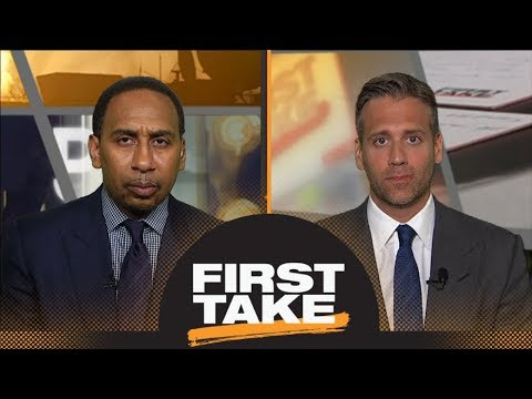 Stephen A.: Paul George made a mistake choosing Thunder over LeBron and Lakers | First Take | ESPN