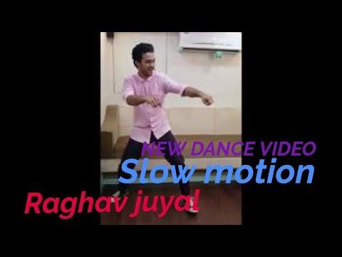 Raghav juyal New slow motion dance VIDEO _on final panga