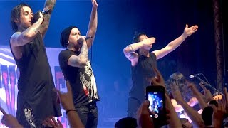 escape the fate falling in reverse situations live in detroit 2014