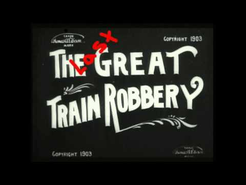 The Last Great Train Robbery
