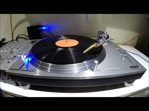 Joy Wellboy - Before The Sunrise  (Dixon Remix) vinyl record EP on Technics SL-1200GAE Limited