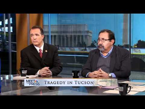 Chairman Cleaver on MSNBC's Meet the Press