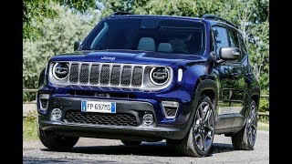 Jeep Renegade Concept Pictures Videos