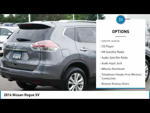 Inver Grove Nissan >> 2016 Nissan Rogue Inver Grove Heights St Paul Minneapolis P15419