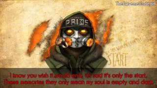 Hollywood Undead   From The Ground Lyrics Video