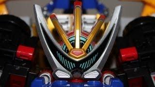 Great GoBuster / Buster Hercules review  DXグレートゴーバスター レビュー