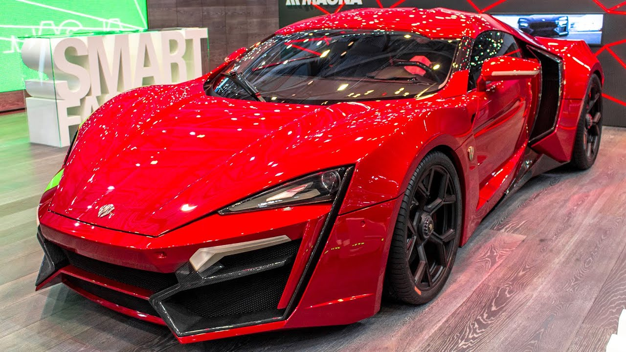 Lykan Hypersport Top View >> W Motors Lykan Hypersport Red | www.pixshark.com - Images Galleries With A Bite!