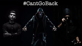 #CantGoBack (LYRICS VIDEO) - Humble The Poet ft. Yucifer & Sickick
