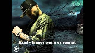 Watch Azad Immer Wenn Es Regnet video