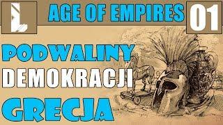 Age of Empires | Podwaliny Demokracji | Grecja ⭐01