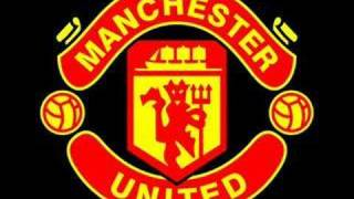 Song for the champions Man United