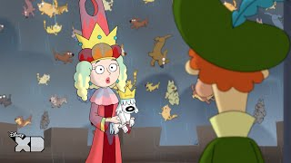 The 7d - Raining Cats And Dogs - Official Disney Xd Uk Hd