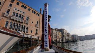 XI Corteo acqueo votivo del Mondo della Voga alla Madonna della Salute 2020