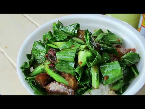 Fried Pork with Vegetables – Stir Fry – Thai Stir Fry