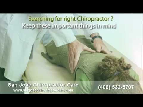 Best San Jose Chiropractor   408 532-5707   Chiropractor San Jose
