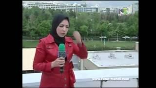 طرائف مذيعات التلفزيون الجزائري