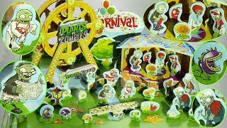 Part 6 Final - Let's Build DIY Plants VS Zombies PVZ Ending Carnival Diorama Jack-in-the-box Digger thumbnail