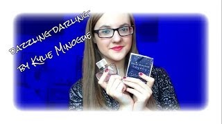 MinnieMollyReviews♡Dazzling Darling By Kylie Minogue Perfume Review♡