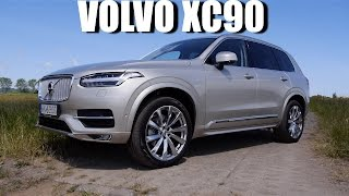 (ENG) Volvo XC90 2015 D5 - First Test Drive and Review