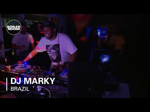 Boiler Room Brazil DJ Marky DJ Set (Classics)