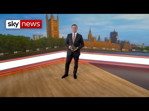 Sky News Breakfast: 'Stay at home' advice scrapped, Suez Canal & George Floyd