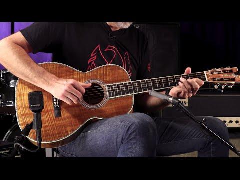 Martin Guitars Custom Shop Wildwood Spec 00-42K  •  SN: 2152653