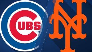Cubs belt 17 hits in 7-4 win over Mets: 6/1/18