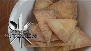 HOMEMADE DORITOS STYLE CHIPS - Nicko&#39s Kitchen