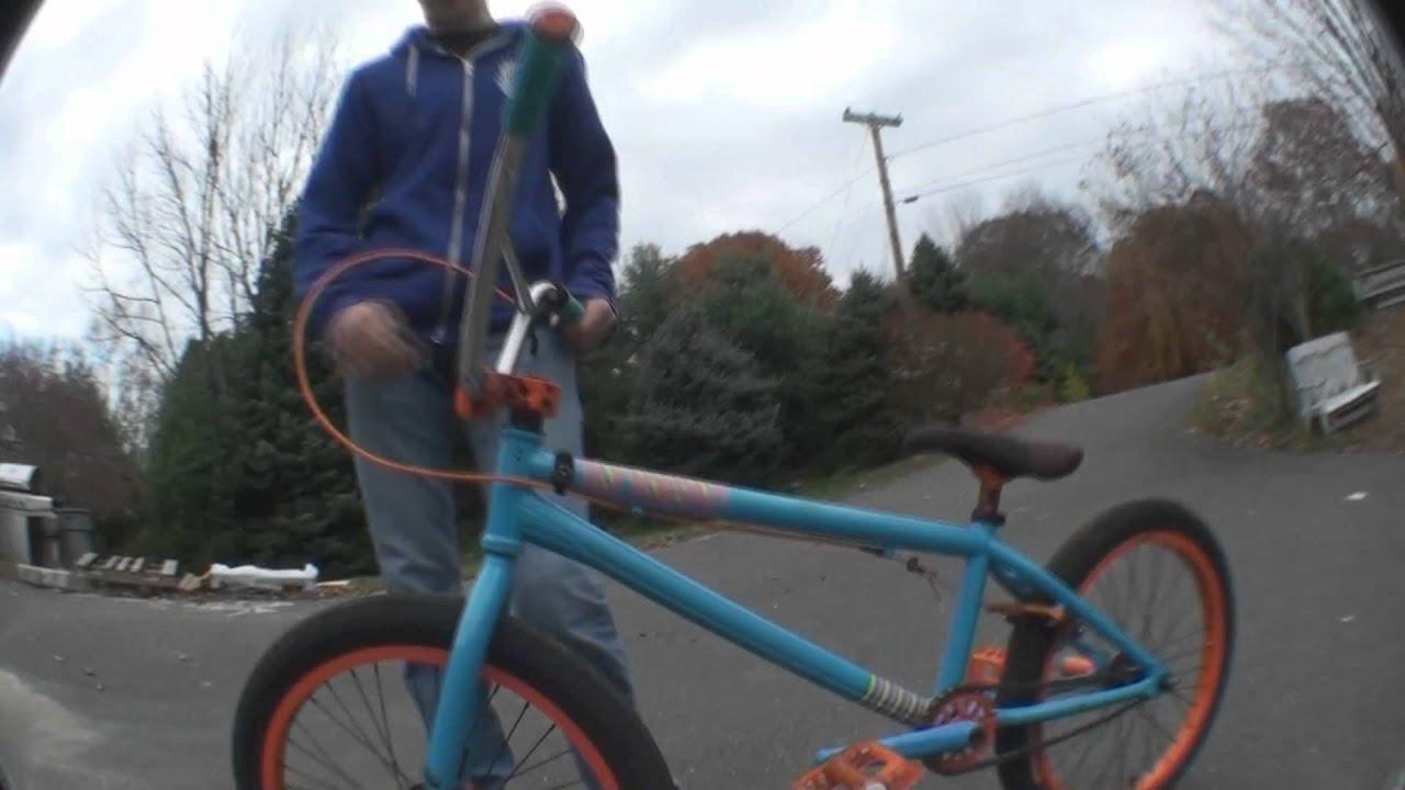 Adam LZ Bike Check (old) - YouTube
