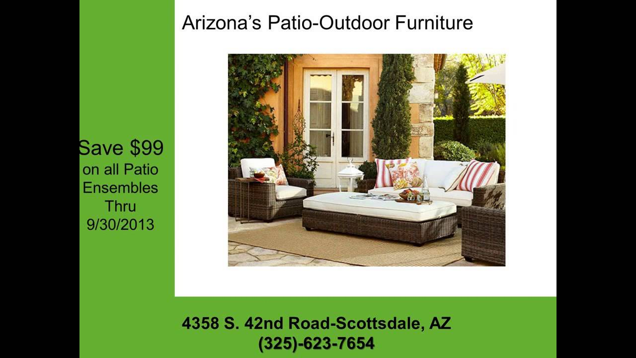 Best deal on patio furniture in north phoenix
