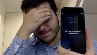 UPDATED! How to Remove Forgotten Passcode iPhone/iPad/iPod