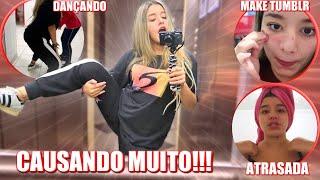 SE ARRUME COMIGO PRIMEIRO DIA DE AULA MAIS TOPPER!!!