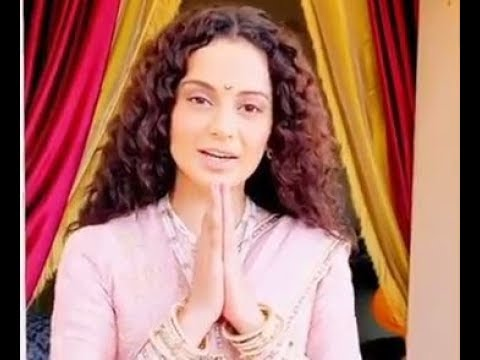 Kangana Ranaut wishes PM Modi on his birthday via a video message