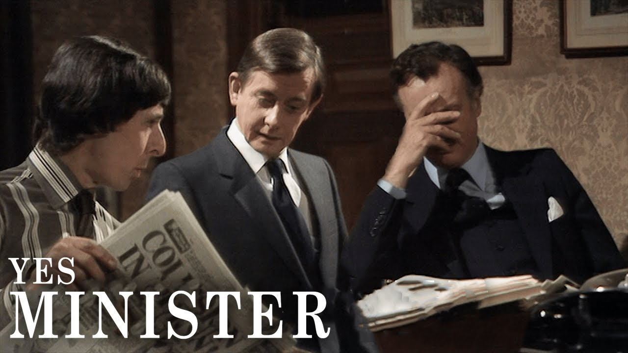 Download Reading Some Bad News   Yes, Minister   BBC Comedy Greats