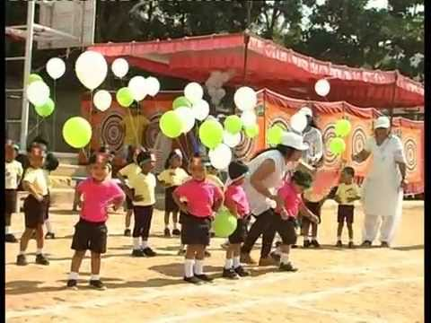 Fun & Learn Pre-School Bangalore Annual  Sports Day