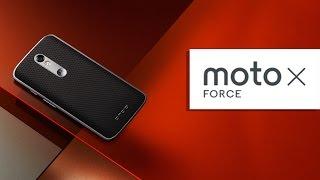 Обзор смартфона Moto X Force. ЛОВИТЬ НЕЛЬЗЯ РОНЯТЬ