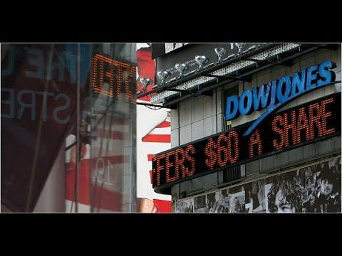 Dow jones stock market  - Stock market update today