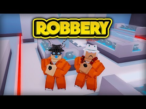 Rb world 2 pre alpha gameplay roblox doovi for How do you rob the jewelry store in jailbreak