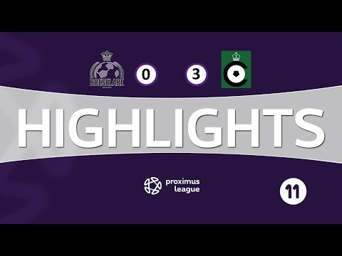 HIGHLIGHTS NL / Roeselare - Cercle Brugge (08/12/2017)