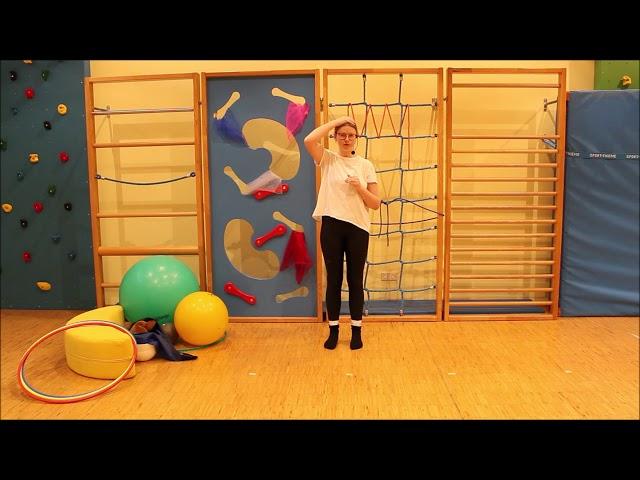 Bewegungsanregung Teil 2 mit Lea