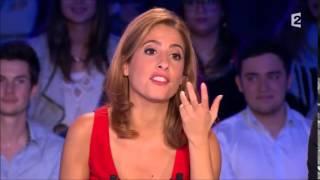 La langue de Léa Salamé fourche devant Natoo !