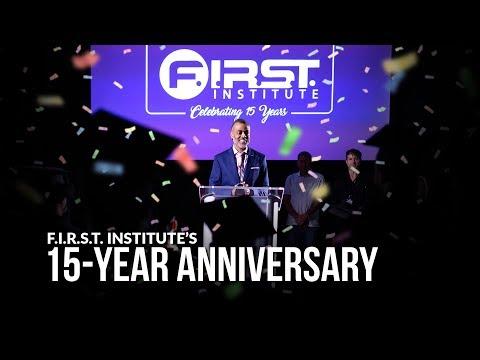 f.i.r.s.t.-institute's-15-year-anniversary