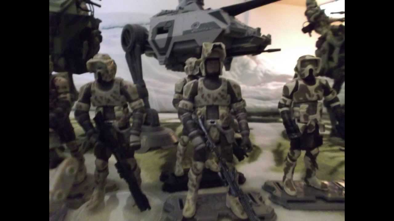 41 Elite star wars 41st elite trooper collection - youtube