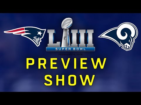 Super Bowl 53 Preview Show