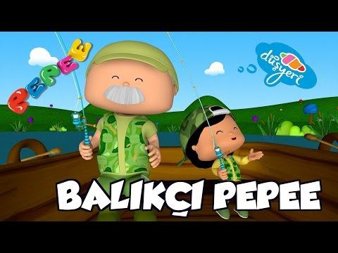 Pepee Yeni Bölüm:31 / Balıkçı Pepee - Düşyeri