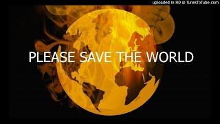 PLEASE SAVE THE WORLD-POP ROSE POP