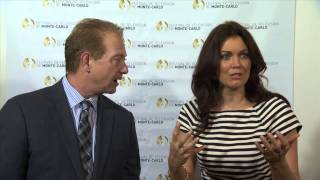 Festival 2014 - Interview Jeff Perry & Bellamy Young - SCANDAL
