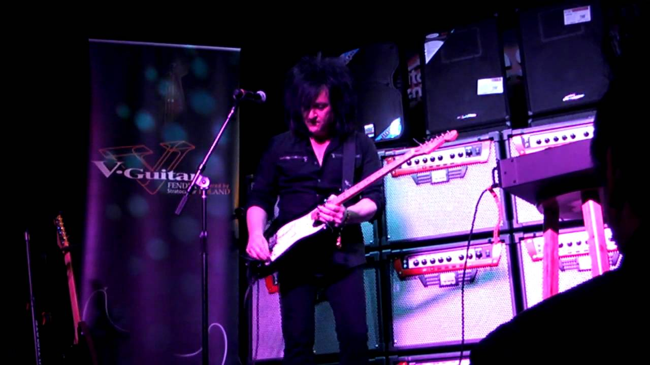 steve stevens guitar workshop guitar center hollywood 11 8 12 youtube. Black Bedroom Furniture Sets. Home Design Ideas